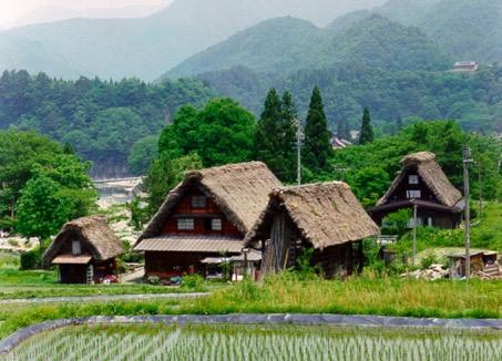 Traditionele boerderijen